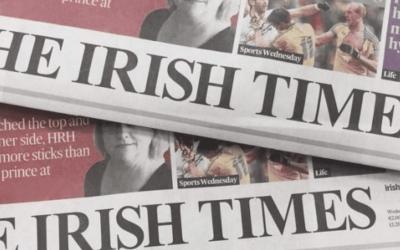 Irish Times – Book on transgender people